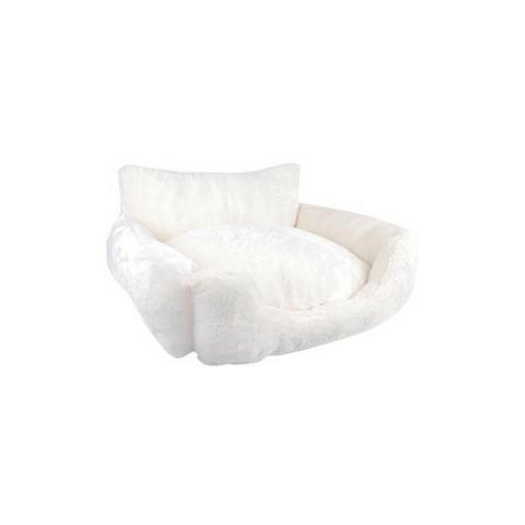 Solly sohva valkoinen 50x40x25cm