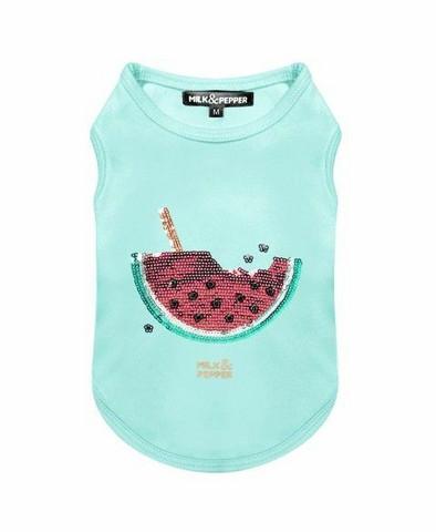 Milk&Pepper Sandia Tee-Shirt XXL