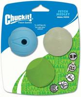 Chuckit! Medley S - 3 palloa