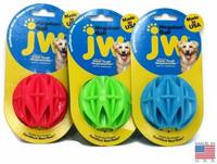 JW Megalast Ball medium - vaniljauutteella