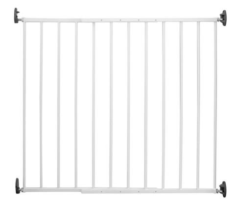 Reer turvaportti esteetön, metallinen, 68-106cm
