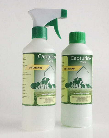 Capturine Pets tiiviste 0,5L + suihkepullo