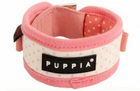 PUPPIA Luxury Collection puuvillapanta 33-38cm pinkki