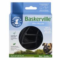 Baskerville Ultra Muzzle kuonokoppa koko 2
