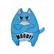KONG Refillables + kissanminttu  kissanlelu