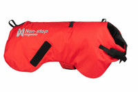 Non-Stop Dogwear Long Distance Jacket Red 45-55cm