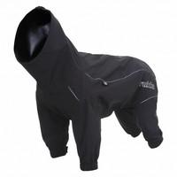 Rukka Protect overall haalari musta 30cm