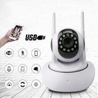 Mobiili wifi-kamera 2 antennilla, P2P: