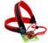 Tre Ponti easy fit mesh valjas punainen nr 1