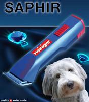 Heiniger-Saphir langaton trimmauskone 2 akkua+10terä