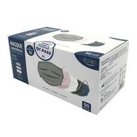 Hengityssuojain kirurginen maski type IIR 50kpl värilajitelma