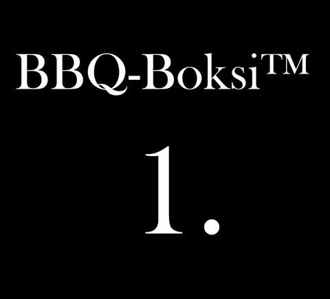 BBQ-Boksi™ 1. - XL MEAT COMBO
