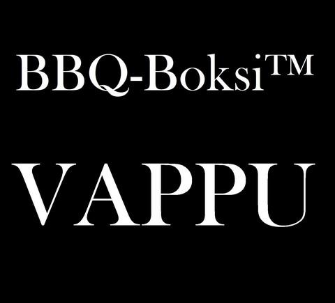 BBQ-Boksi™ - VAPUN ERIKOISBOKSI