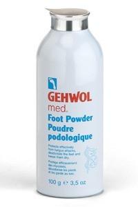 Deodorant Foot Powder