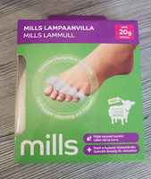 Mills Lampaanvilla varpaille