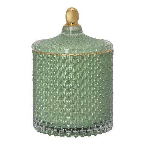 Glassjar green