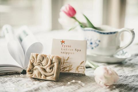 Sea buckthorn Luxury Spa Soap