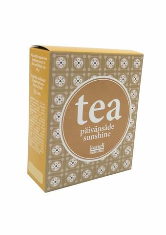 Sunshine black tea