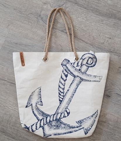 Anchor bag jute