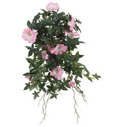 Pink hanging flower