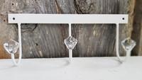 Naulakko kristallinupit