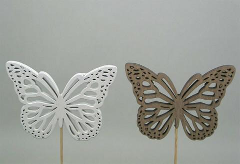 Butterfly stick
