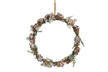 Wreath with pearls