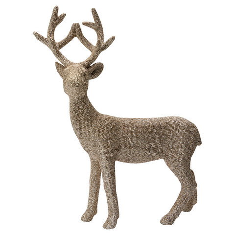 Deer champagne