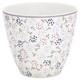 Lattecup Ginny white