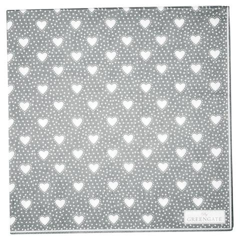 Papernapkin Penny grey