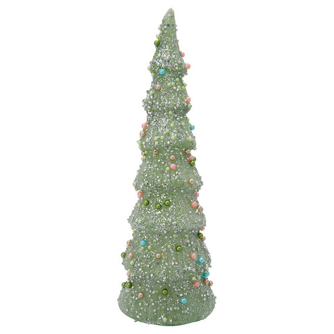 Christmastree with pearls