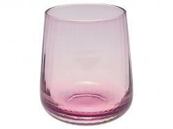 Water glass plum small