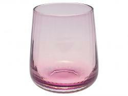 Water glass plum small