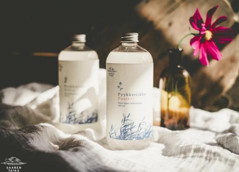 Laundry vinegar from Finland