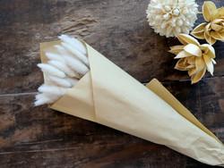 Pampa hay bundle off-white