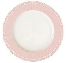 Plate Alice Pink