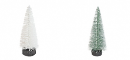 Christmastree white or green