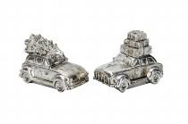 Car silver 2 model