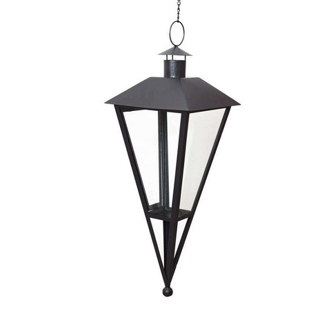 Grey lantern 60cm