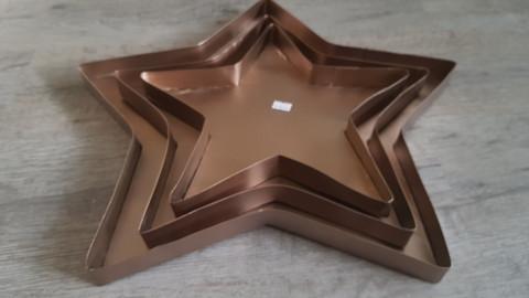 Star tray 3 sizes