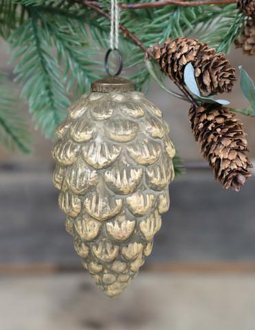 Pinecone antigue grey