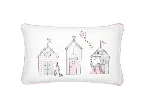 Cushion Ellison pale pink