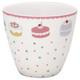 Lattecup Madelyn white