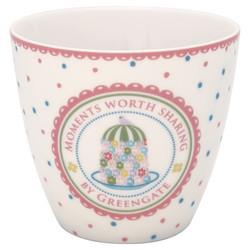 Lattecup Tenna white