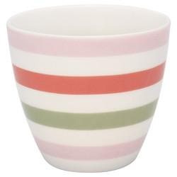 Lattecup Valentina white