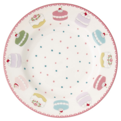 Plate Madelyn