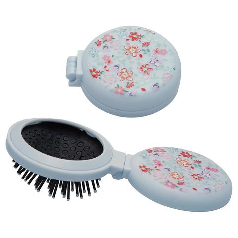 Pocket mirror/brush Belle