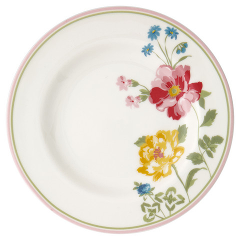 Plate Thilde