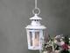 Antique white lantern