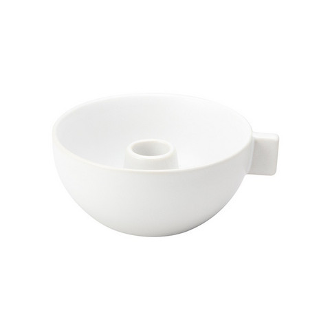 Candleholder white